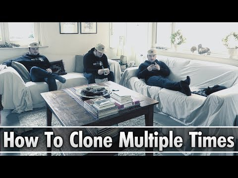 Xxx Mp4 Vegas Pro 15 How To Clone Yourself Multiple Times Tutorial 249 3gp Sex