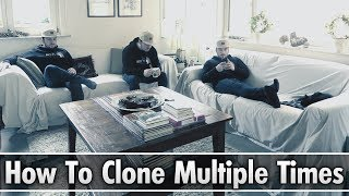 Vegas Pro 15: How To Clone Yourself Multiple Times - Tutorial #249