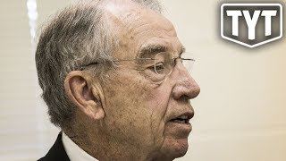 Chuck Grassley Exploits Government Bailout For Himself