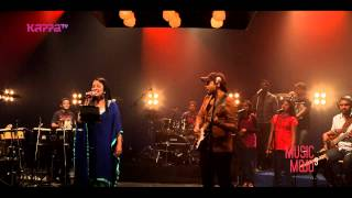 Jingala jinga - Sunita Menon f. Bennet & the band - Music Mojo Season 3 - KappaTV