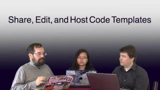 Section 3: Share, Edit, and Host Code Templates