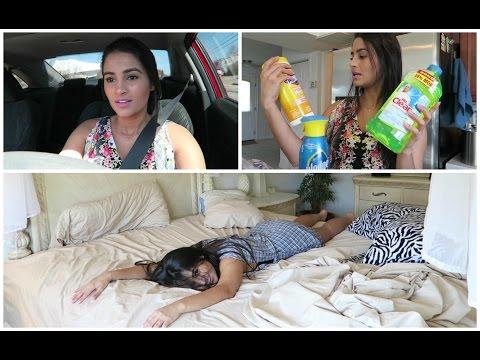 Rotina de Dona de Casa nos EUA Lavando Louça roupas Walmart cama Parte 1