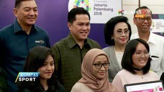 Resmi Dibuka, Ini Syarat Jadi Sukarelawan Asian Games