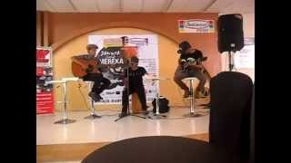 Smokey And The Bandits - Memories Of Rose (SID Cover) Live IndomaretPoint