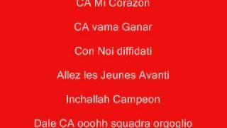 8- CA Mi Corazon (parole) Club Africain Mouvement 4 Octobre