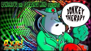 ※ॐ Psychedelic Trance 2017 ※ LunaRave & PsylenceMind - Donkey Therapy - Full Album ▫▲○●◦♂♀