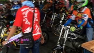 Nguerii!! Ninja KIPS Jatuh Saat Start Drag Bike Tune Up Tercepat
