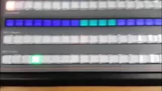 Blackmagic Design ATEM 2 Broadcast Control Panel 1 - cut, mix and wipe
