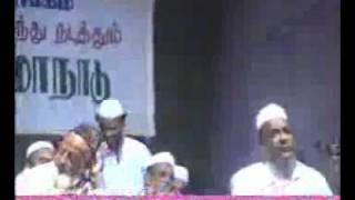Marhoom Sheikh Khaleel Ahmed Keeranuri 24 Aayth Thaliuri Maanadu Part 2