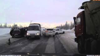 16+Новая Подборка Аварии и ДТП 2015 №89