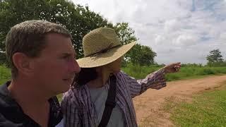 Exploring the Lakes at Ban Saeo