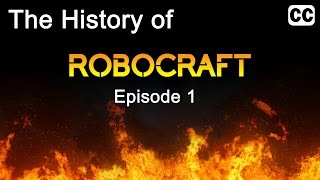 The History of Robocraft | Episode 1
