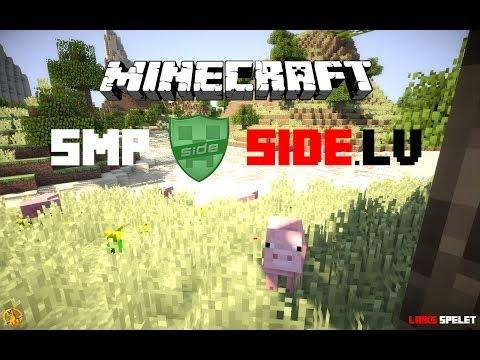 Minecraft | SMP | Ceļš uz elli! | Season 1 Part 2