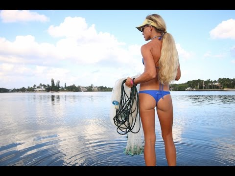 How to Throw a Cast Net Video