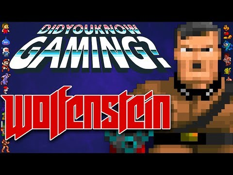 Wolfenstein 3D - Did You Know Gaming? Feat. Nostalgia Trip