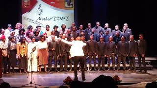 Motheo TVET choir_ Che Interminabile Andirivieni
