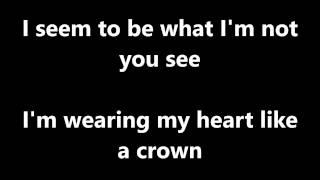 Lyrics~ The Great Pretender-Platters