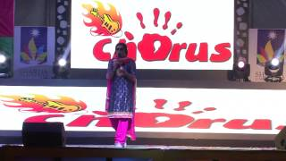 Sunil Grover (Gutthi) @ Sharda University | Chorus 2014