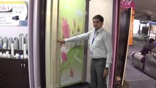 PVC PROFILE DOOR