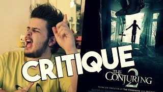 THE CONJURING 2 - CRITIQUE