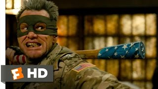 Kick-Ass 2 (5/10) Movie CLIP - Try to Have Fun (2013) HD