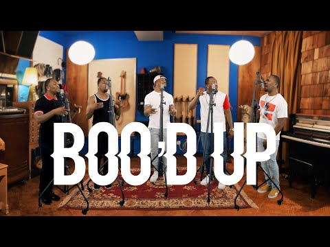 Ella Mai - Boo'd Up (New Edition Movie Spoof)