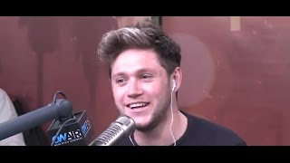 Niall Horan talking about girlfriend, One Direction Reunion on AIR Ryan Seacrest
