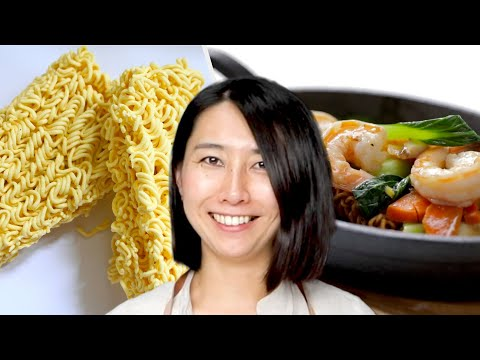 Can This Chef Make Instant Ramen Fancy