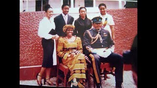 MEET THE THREE BEAUTIFUL DAUGHTERS AND HANDSOME SON OF RAWLINGS