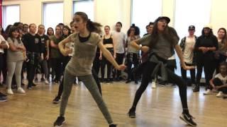 Flo Rida Hello Friday Choreo by Matt Steffanina