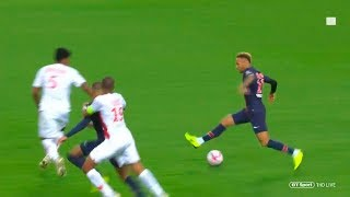 Neymar vs Monaco (Away) HD 720p (11/11/2018)