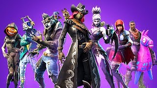 MidnightMan Streams Fortnite #11 (PLAYING WITH VIEWERS LIVESTREAM)