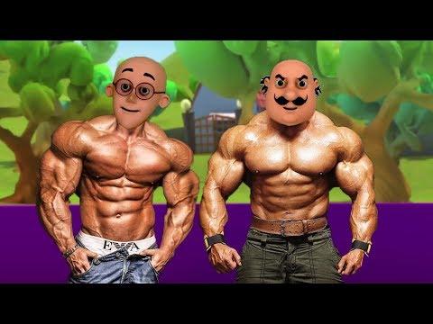 Xxx Mp4 Motu Patlu VS John Body GIANT Ghasitaram Motu Patlu Coloring In Hindi 3D Animation Kids Cartoon 2 3gp Sex