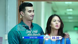 """RCTI Promo Layar Drama Indonesia """"SAAT HATI TELAH MEMILIH"""" Episode 4, 5 November 2018"""