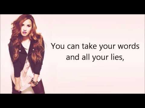 Xxx Mp4 Demi Lovato Ft Cher Lloyd Really Don T Care Lyrics Pictures 3gp Sex