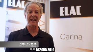 ELAC Carina | Navis ARF-51 | Alchemy | Axpona 2019 Feature with Andrew Jones