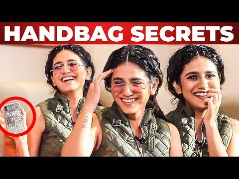 Xxx Mp4 VICTORIA S SECRET Inside Priya Prakash Varrier S Handbag Revealed What S Inside The HANDBAG 3gp Sex