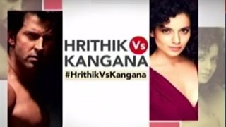 Hrithik Circulated Private Photos; Kangana Ranaut