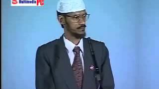 Bangla Qur'an and Modern Science Conflict Or Conciliation - Dr Zakir Naik (Full)