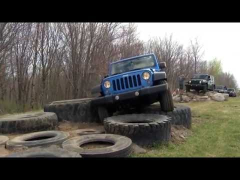 Club Jeep Aventure Formation 101 Tuning 4x4