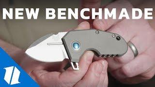 NEW Benchmade Knives | Knife Banter Ep. 51