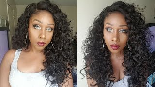 Exoctic Waves under $25 Outre Amber Lace Front Wig