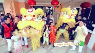 Ceria Xi Yang Yang - Kashika, Wafiy, Erissa, Masya, JoMeGo dan Iqbal Ceria Popstar