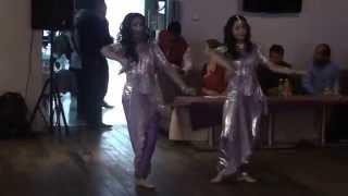 Svetlana Tulasi and Ridi Sheikh