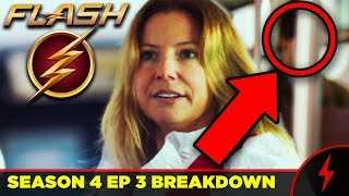 "Flash 4x03 Breakdown ""Luck Be a Lady"" - WHAT YOU MISSED (ALL EASTER EGGS)"