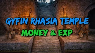Let's do some party grinding !!! G-g-yyyfin Rhhasia Temple.
