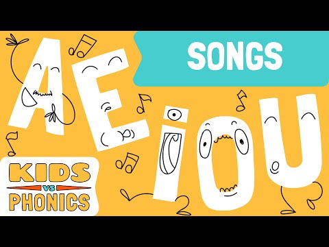 Xxx Mp4 A E I O U Short Vowels Phonics Songs Fun Phonics Kids Vs Phonics Songs For Children 3gp Sex