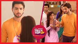 Ricky Keeping An Eye On Sita, Attends Pooja – Saath Nibhaana Saathiya