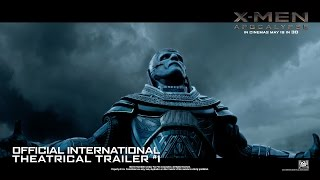 X-Men: Apocalypse [Official International Theatrical Trailer #1 in HD (1080p)]