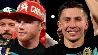 Canelo Alvarez OBSESSED with BEATING GGG!!!